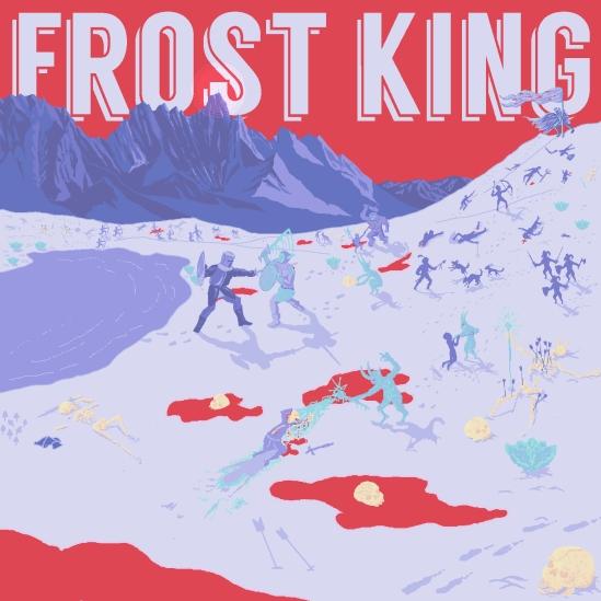 Frost King Album Cover Art