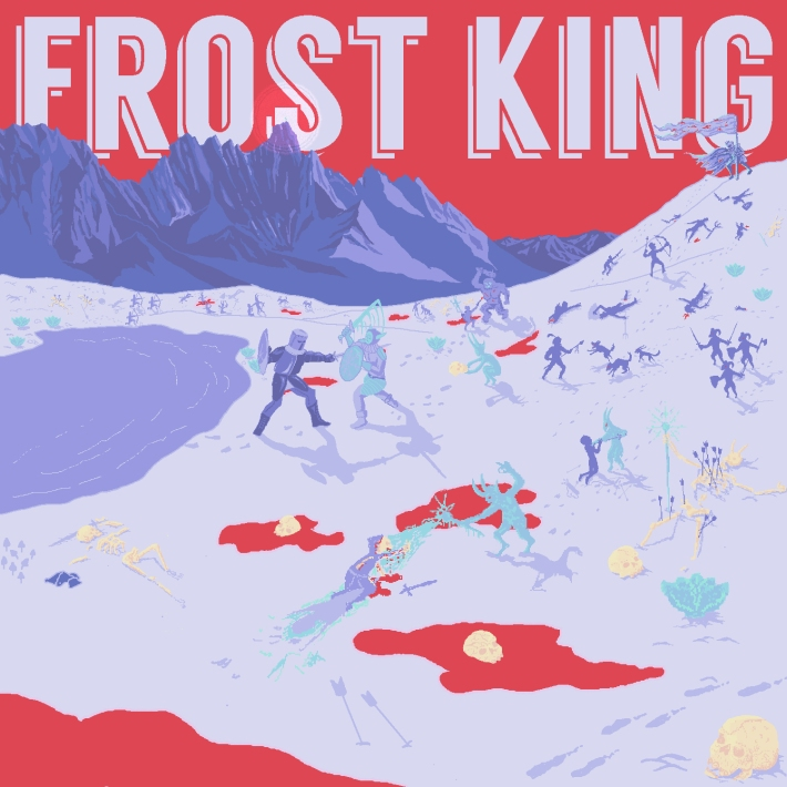 Frost King Album Cover Art